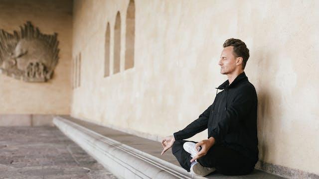 """Magnus Fridh - Meditation 4 """"Bli vän ..."""