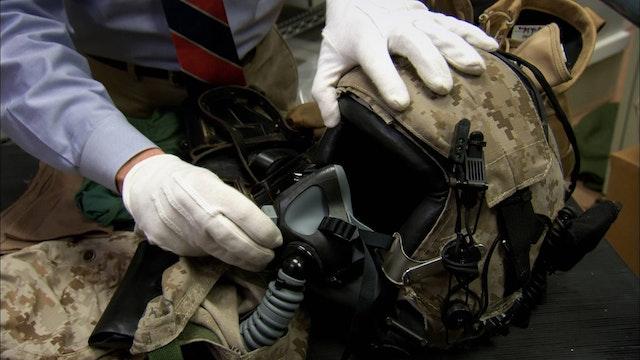 An Osprey Pilot's Critical Combat Gear