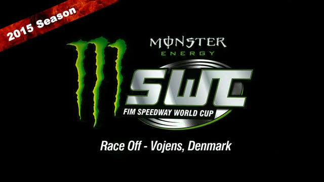 2015 Speedway World Cup Race Off Vojens