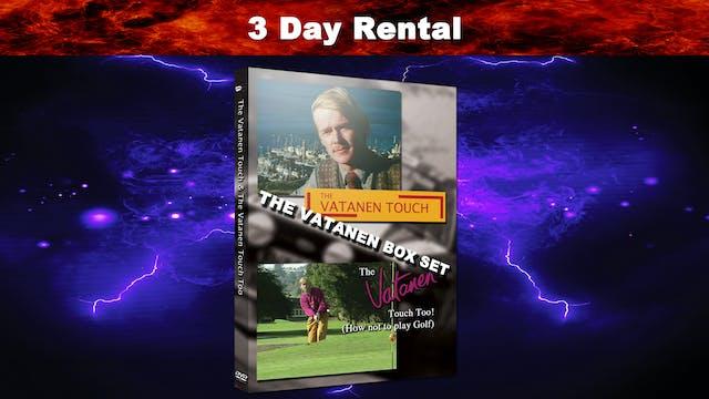 The Vatanen Box Set