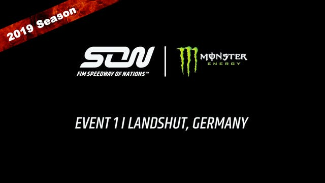 2019 MONSTER ENERGY FIM SPEEDWAY OF N...