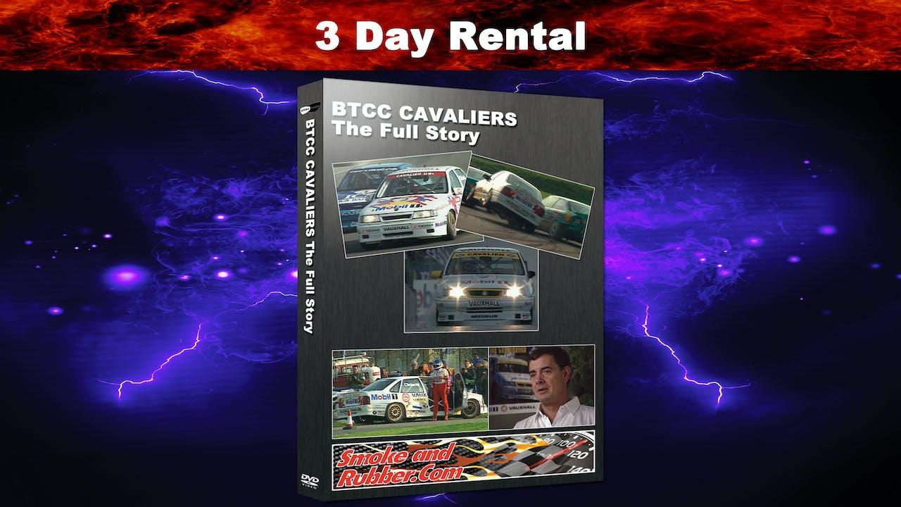 BTCC Cavaliers The Full Story