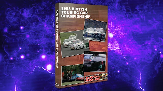 1993 British Touring Car Championship Season Review