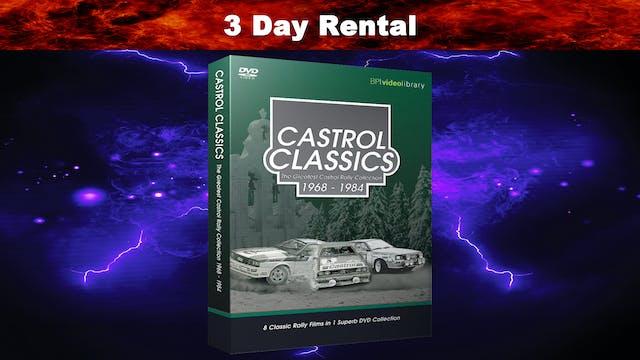 Castrol Classics 3 Day Rental