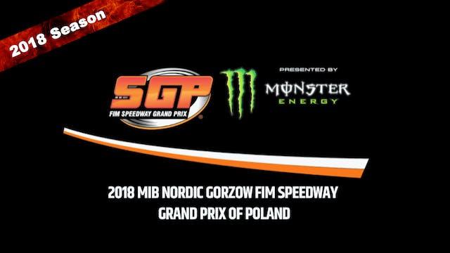 2018 MIB NORDIC GORZOW FIM SPEEDWAY G...