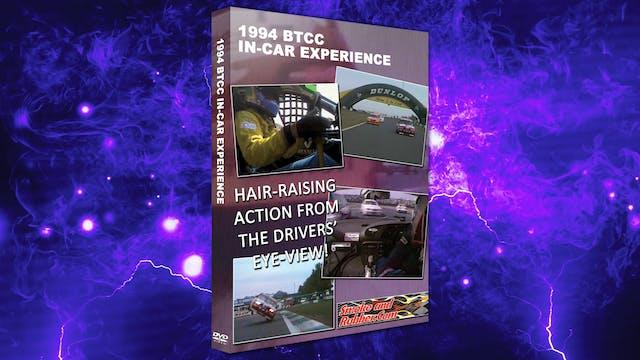 1994 BTCC In-Car Experience