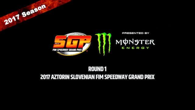2017 AZTORIN SLOVENIAN FIM SPEEDWAY GRAND PRIX Round 1