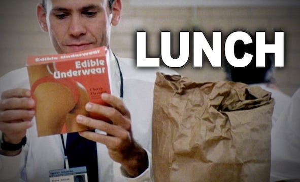 Lunch - a short film