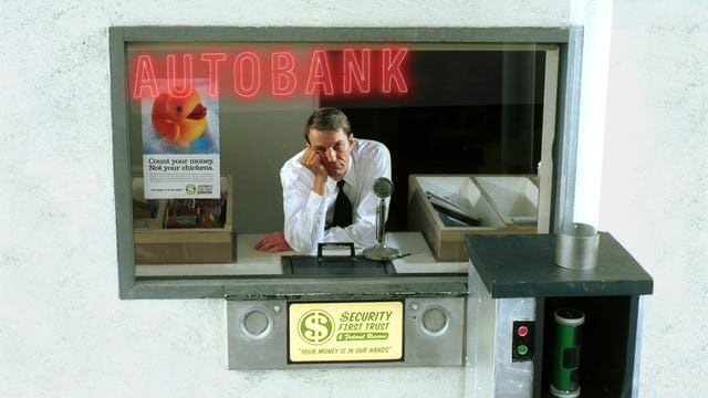 Autobank - a short film