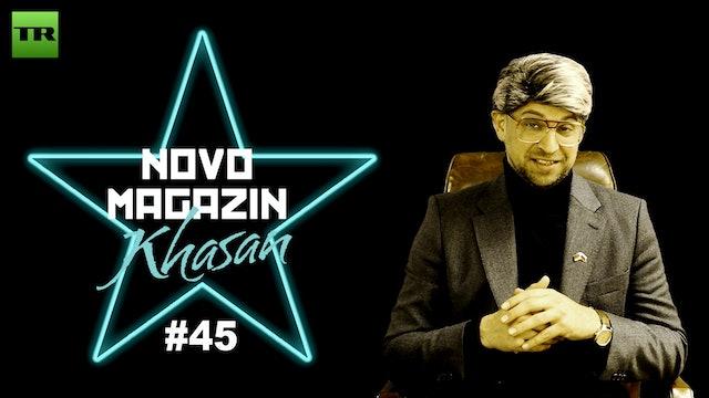 Novo Magazin Khasan #45 (Neo Magazin SPOOF)