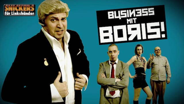 Business mit Boris