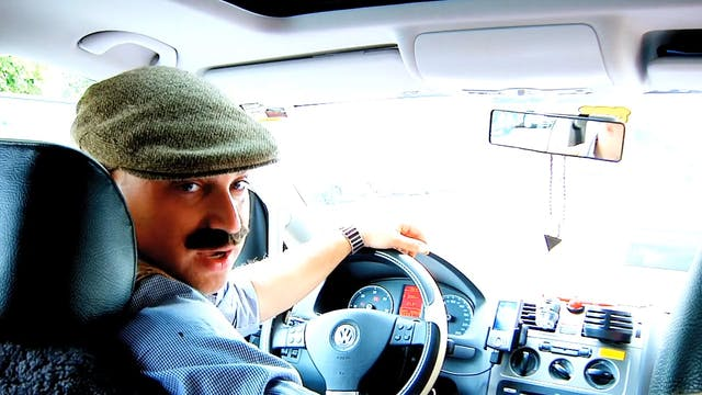 Herr Mazinsky #6 (Taxi)