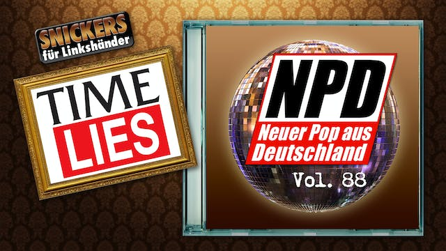TIME LIES - Neuer Pop Deutschland Vol...