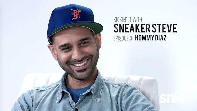 Hommy Diaz
