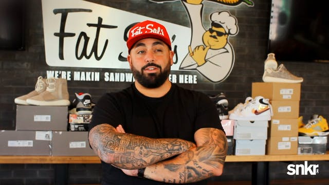 Josh Stone of Fat Sal's Deli Talks Al...