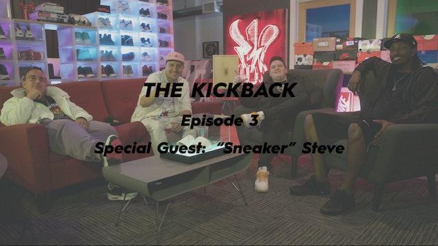 """""""Sneaker"""" Steve Patino"""