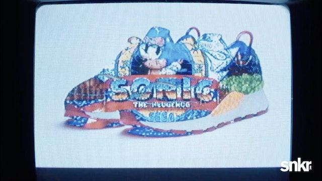 SEGA x PUMA Sonic the Hedgehog