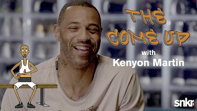 Kenyon Martin & The Air Jordan 5