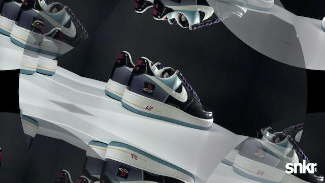 Playstation x Nike Air Force 1 OG
