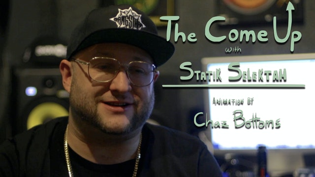 DJ Statik Selektah & The Eminem x Carhartt x Jordan 4