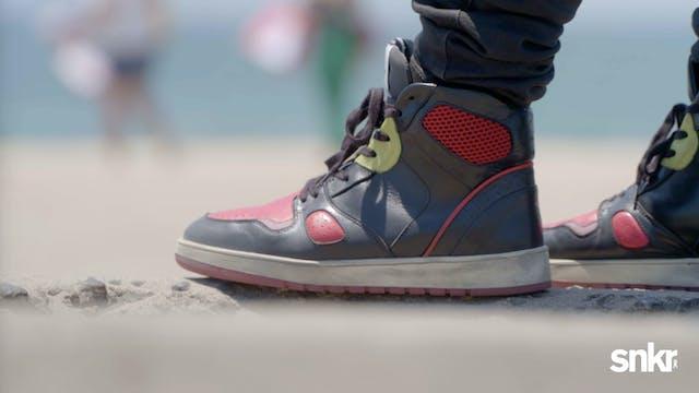 Sneaker Steve Reveals His New Sneaker...