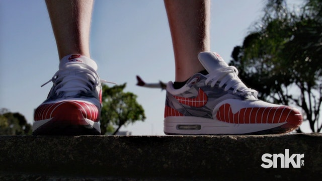 """On-Foot Look at the Nike Air Max 1 """"Nomad"""" from the LHM """"Los Primeros"""""""