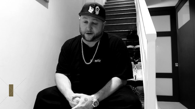 Statik Selektah Shows Off Some of the Grails in his Closet