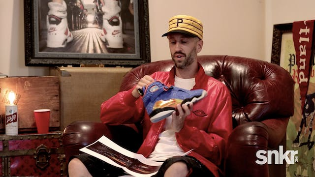 Chad Little & The Air Jordan 8 Doernb...