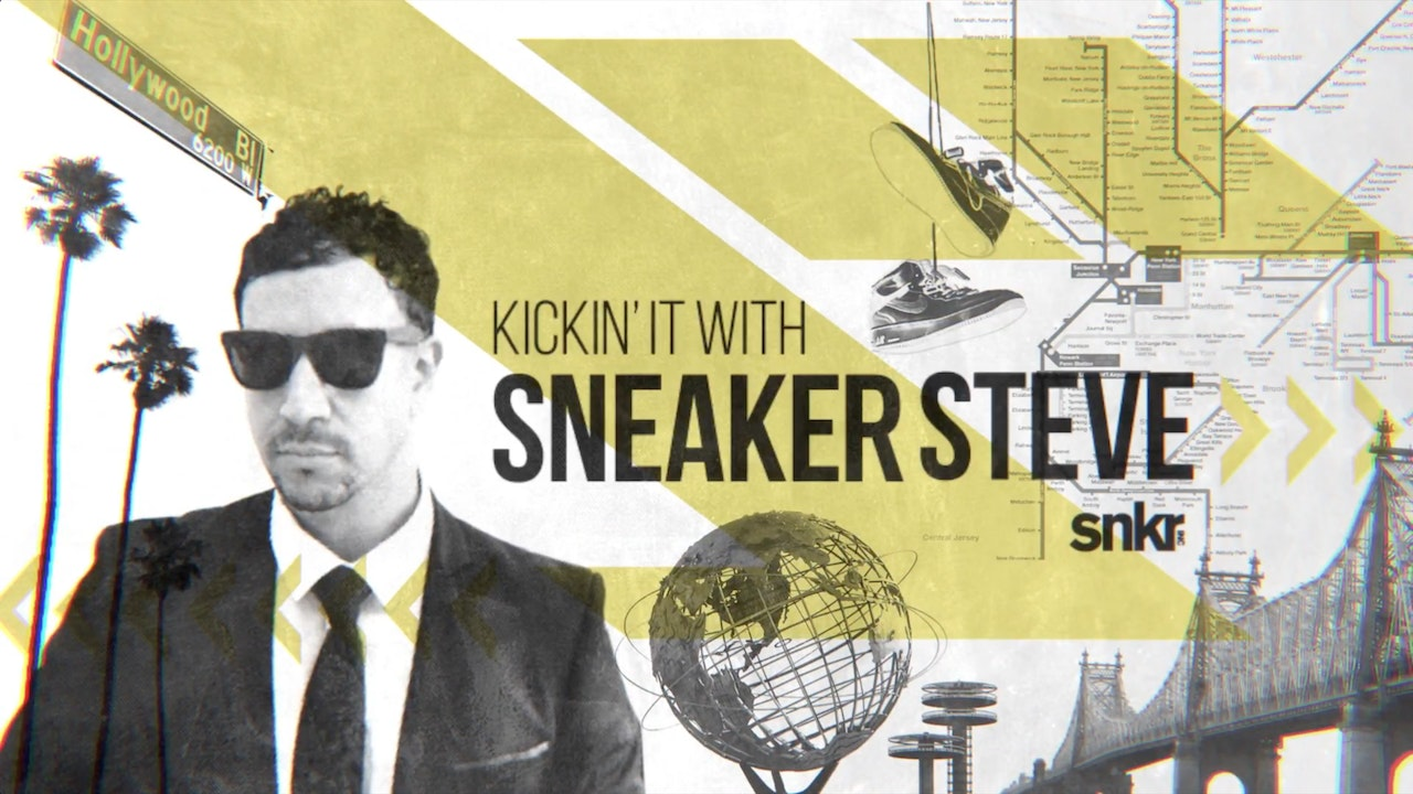 Kickin' It With Sneaker Steve