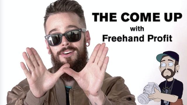 Freehand Profit & Method Man's Mask