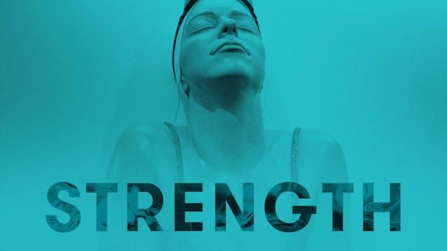 Strength, by Carole A. Feuerman