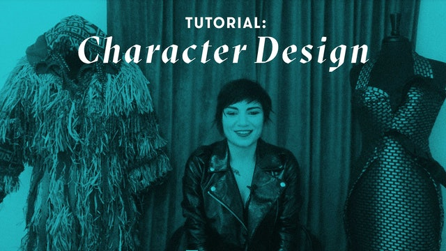TUTORIAL: Character Design