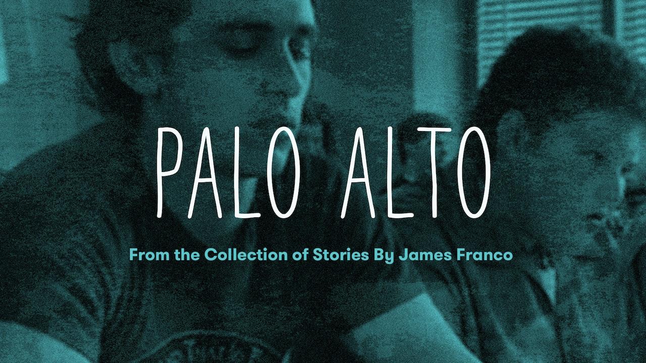 Palo Alto | An Audio Visual Book Series