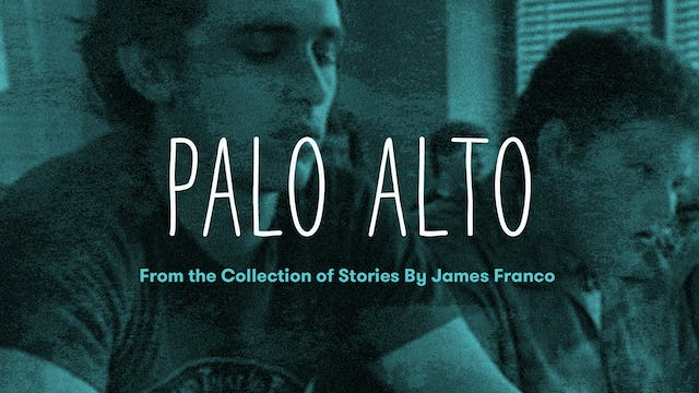 Palo Alto | An Audio Visual Book Series