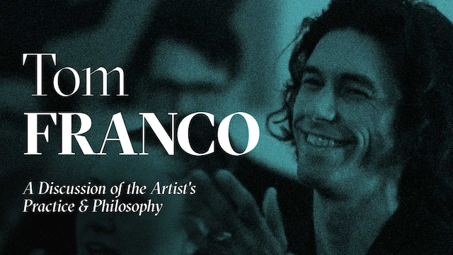 Tom Franco at The Art of Elysium