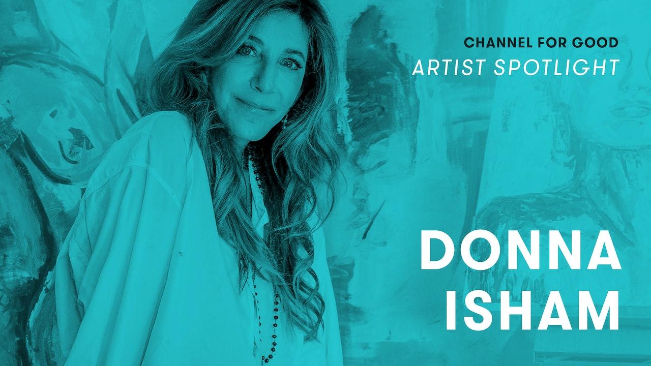 Spotlight: Donna Isham