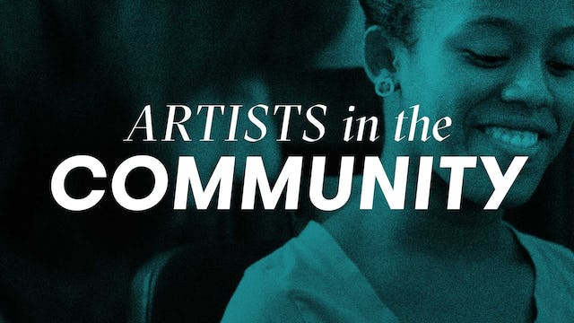 Artists in the Community