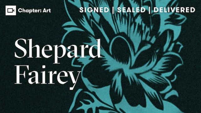Shepard Fairey   Chapter: Art