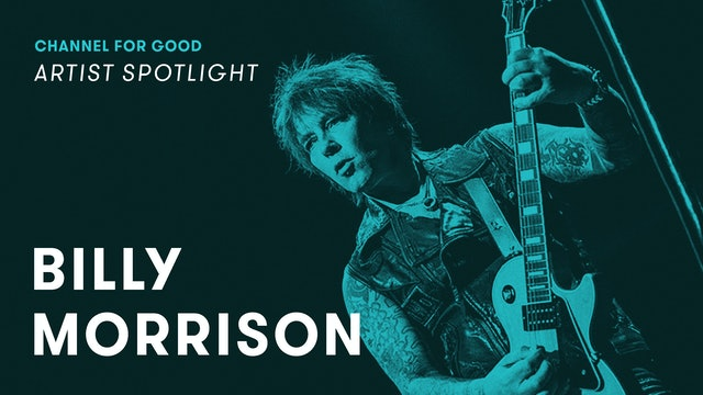 Spotlight:  Billy Morrison