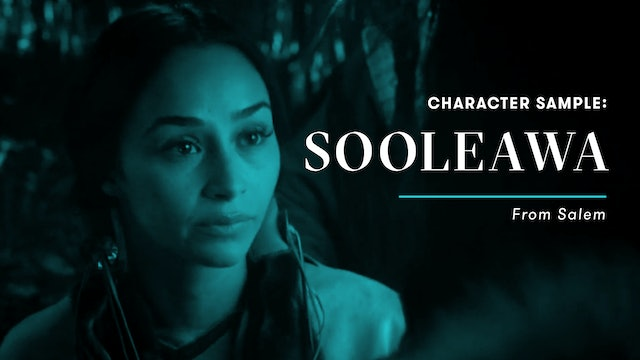Character Sample: Sooleawa (Salem)