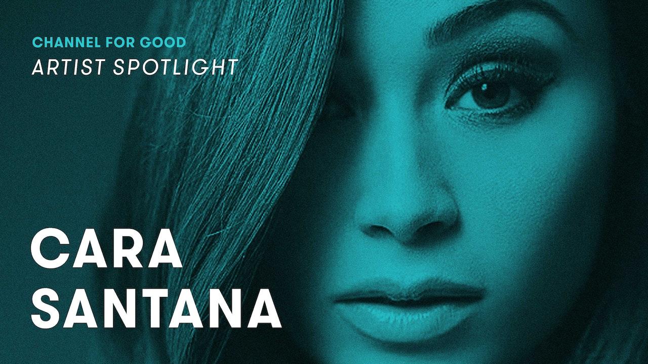 Spotlight: Cara Santana