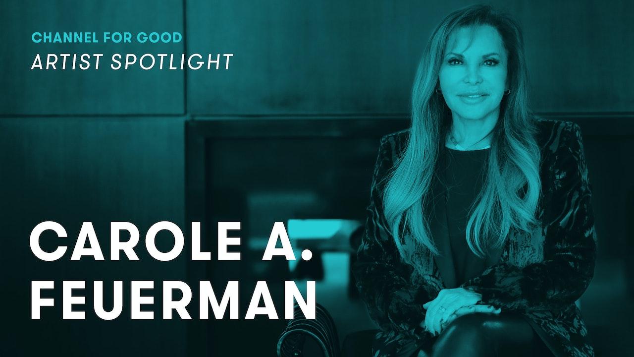 Spotlight: Carole A. Feuerman