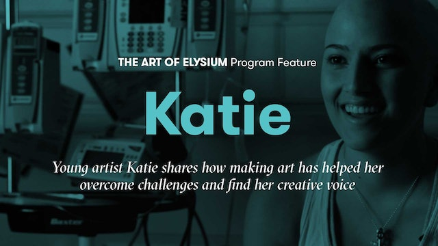 The Art of Elysium Program Feature | Katie