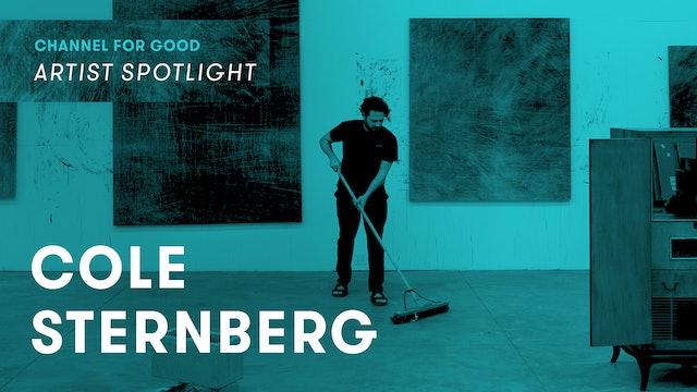 Spotlight: Cole Sternberg