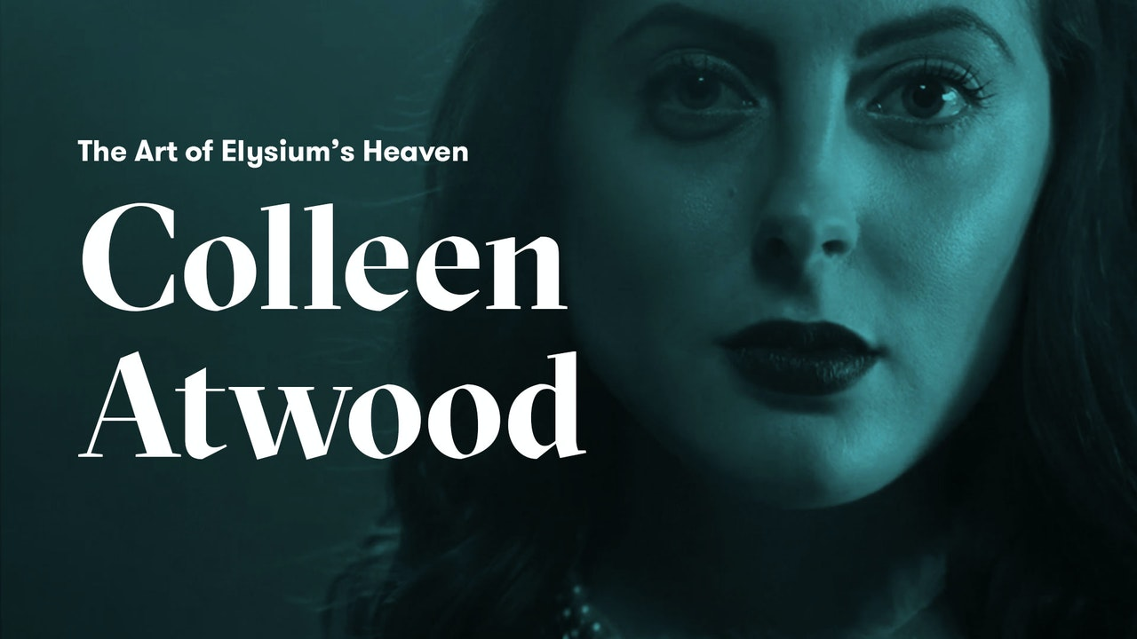 The Art of Elysium's Heaven | Colleen Atwood Blurred