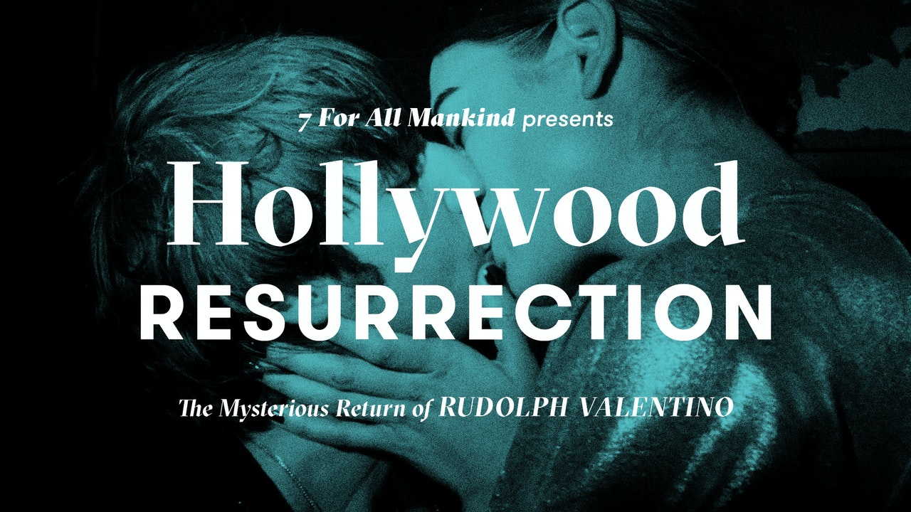 Hollywood Resurrection Series Blurred