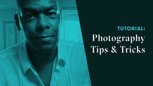 TUTORIAL: Photography Tips & Tricks