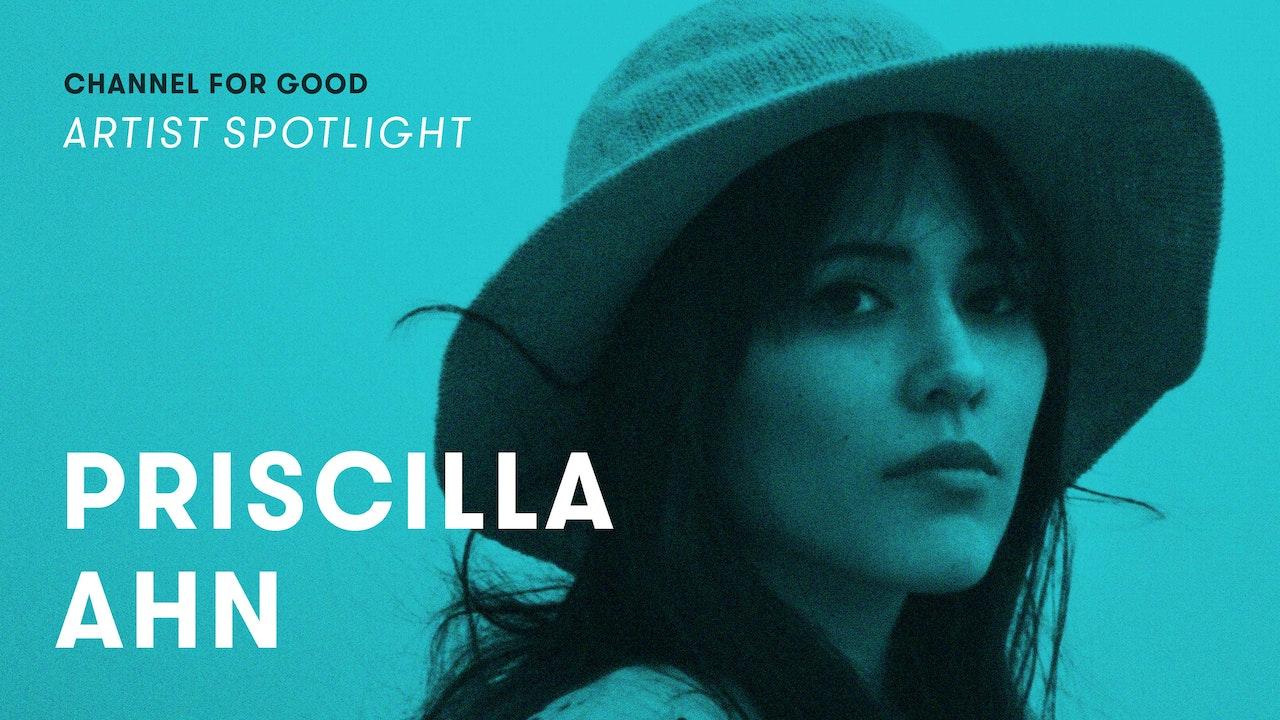 Spotlight: Priscilla Ahn