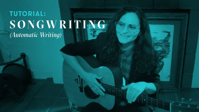 TUTORIAL: Songwriting (Automatic Writing)