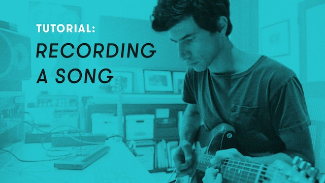 TUTORIAL: Record A Song